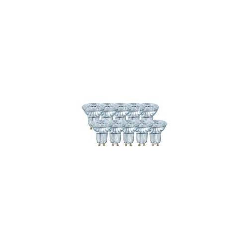 OSRAM GmbH Osram 10er Pack LED BASE PAR16 4,3W = 50W GU10 Strahler 350lm 36° 4000K Neutralweiß