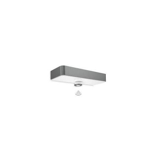 Steinel XSolar Sol-O S LED Solarleuchte, 1,5 W, Warmweiß, 360° Sensor, 5 m Reichweite, IP44
