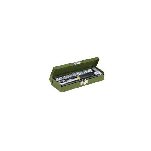 "Proxxon GmbH Proxxon Werkstatt-Spezialsatz, 5.5 bis 14 mm (13-tlg.), 1/4"""