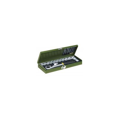 "Proxxon GmbH Proxxon Werkstatt-Spezialsatz, 13 bis 27 mm (14-tlg.), 1/2"""