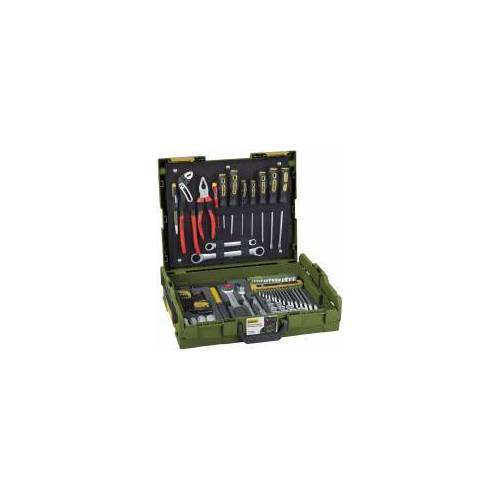 Proxxon GmbH Proxxon Werkzeugkoffer  Handwerker-Universal Werkzeug-Set  Werkzeugkiste  L-Boxx Kombinationssyst