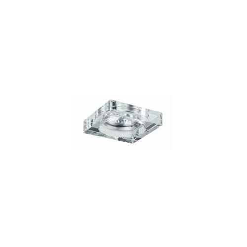 Paulmann Licht Paulmann Wandeinbauleuchte Premium EBL Set Cristal Quadro max 3 x 35W, GU10, Klar  Glas