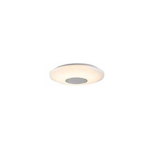 WOFI Leuchten Wofi LED Deckenleuchte Appollon, mit Bluetooth Lautsprecher, 24 W, 1650 lm, 3000 K, Dimmbar