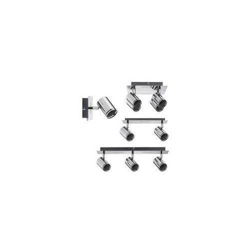 Paulmann Licht Paulmann Strahler Rondo in verschiedenen Modellen, Chrom ohne Leuchtmittel, max. 10W GU10