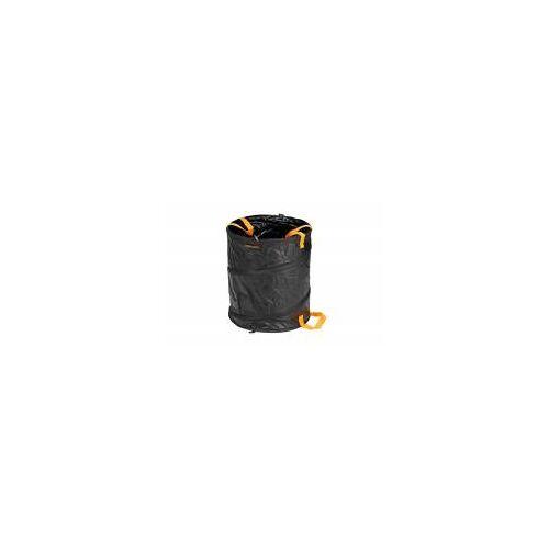 Fiskars Solid PopUp Gartensack, 56 L, selbstaufstellender Gartenabfallsack  Laubsack