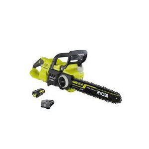 RYOBI RY36CSX35A-150 36 V Brushless Akku-Kettensäge mit Akku & Ladegerät  echte Benzinpower