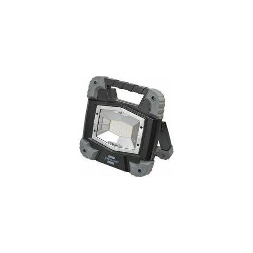 Hugo Brennenstuhl GmbH & Co. Brennenstuhl LED Baustrahler TORAN 30 W, 5 m, 5000 K, 3000 lm, IP55, mit Smartphone steuerbar