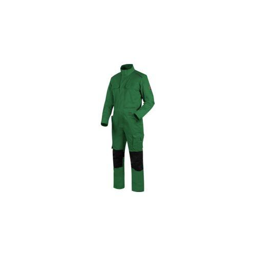 Arbeitsoverall Cetus grün/schwarz