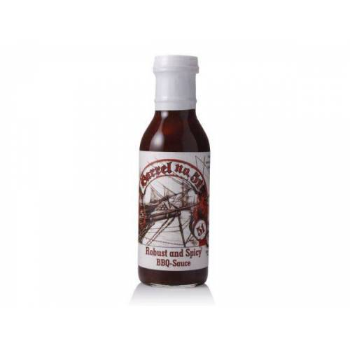 Barrel 51 - Robust and Spicy BBQ Sauce 396ml