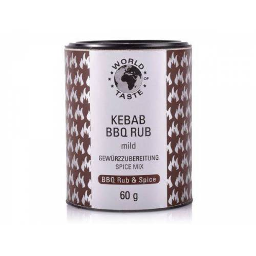 World of Taste - Kebab BBQ Rub 60g