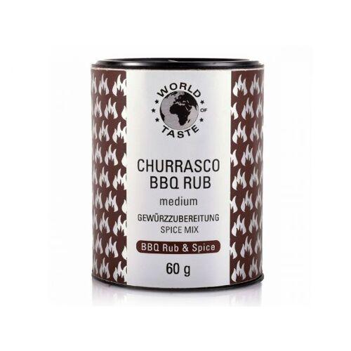 World of Taste - Churrasco BBQ Rub 60g