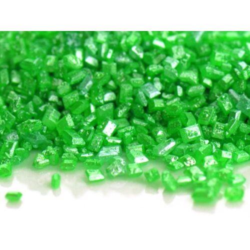 Pati-Versand Glimmer Zucker grün 1,0kg
