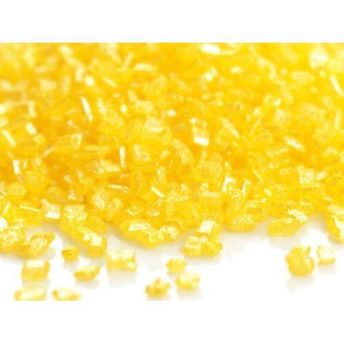Pati-Versand Glimmer Zucker gelb 1,0kg