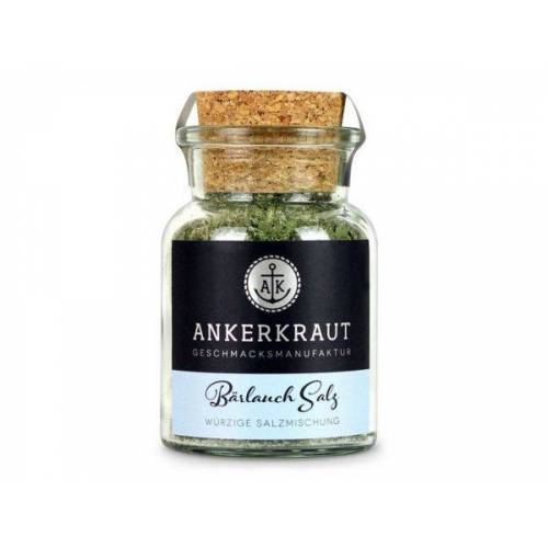 Ankerkraut Bärlauch Salz 115g