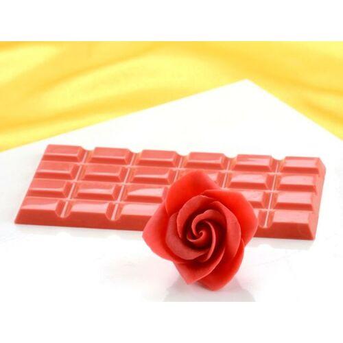 Pati-Versand Modellier-Schokolade Rot 600g