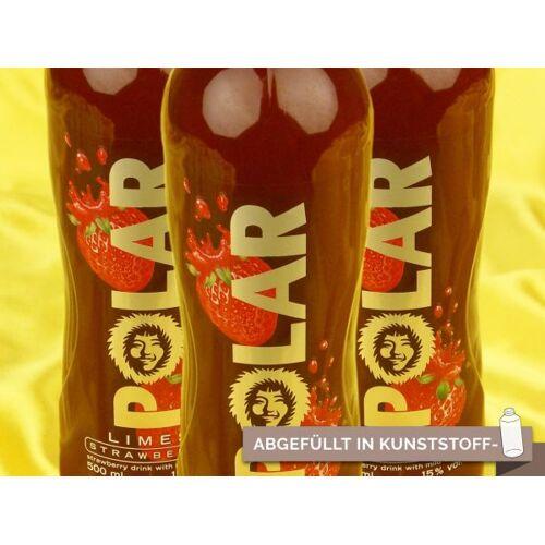 Pati-Versand Erdbeer-Limes 15% vol 50ml für Pralinenfüllung
