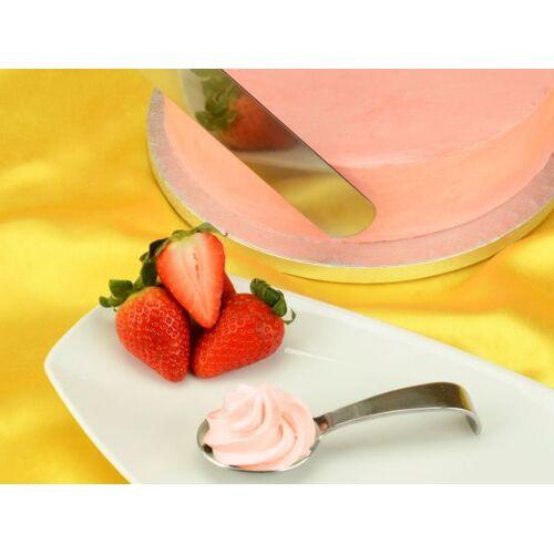 Pati-Versand Torten- und Dekorcreme Erdbeer 500g