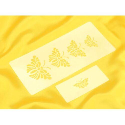dekofee Schablonen Set Schmetterlinge #1