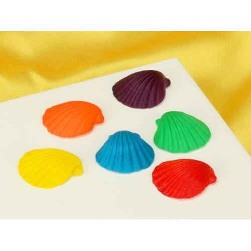 Pati-Versand Lebensmittelfarben-Set 6er 6x50ml