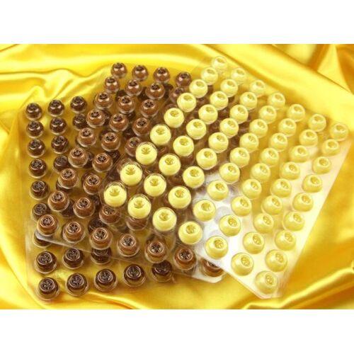 Pati-Versand 8 Folien Hohlkugeln Mischkarton