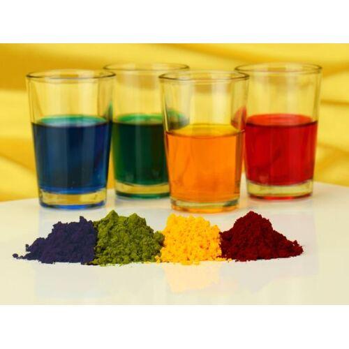 Pati-Versand Lebensmittelfarbe Pulver 4x 20g