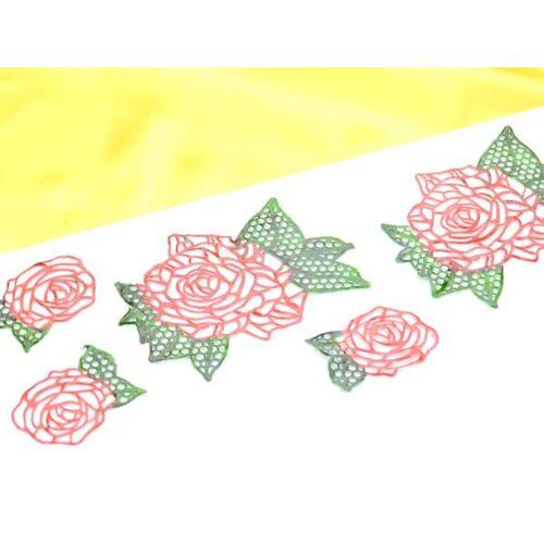 Silikomart Spitzendekor-Matte Roses