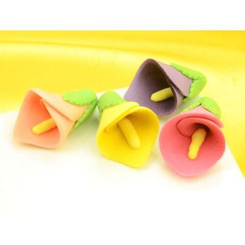 Pati-Versand Calla bunt Zucker 48 Stück