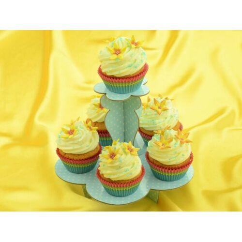 Cake-Masters Cupcake Etagere blau