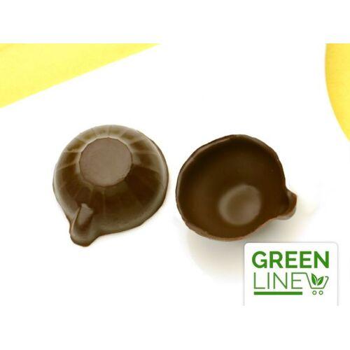 Pati-Versand Schokoladenform Tasse klein