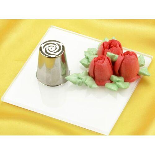 Cake-Masters Icing Nozzle Rose