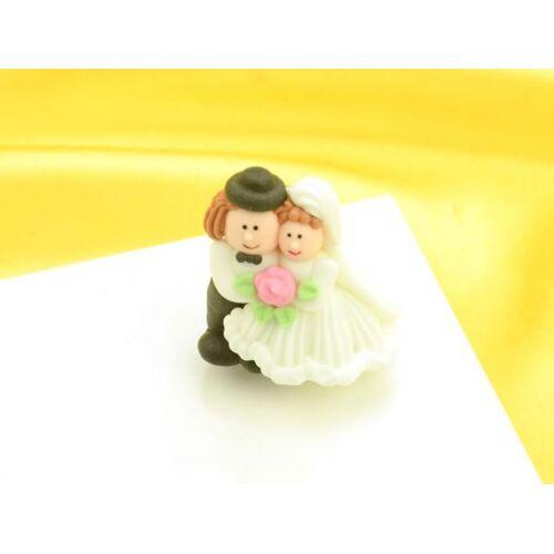 Cake-Masters Brautpaar 42mm Zucker