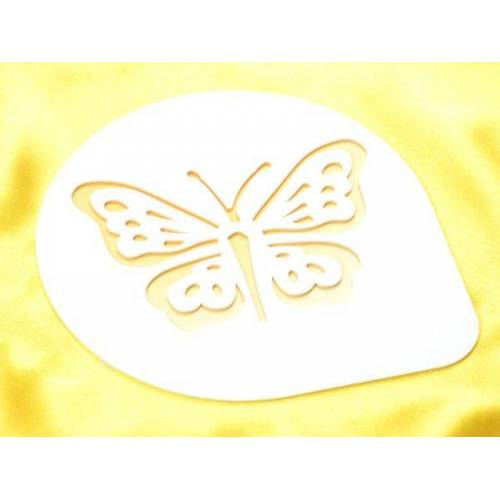Pati-Versand Schablone Schmetterling 15cm