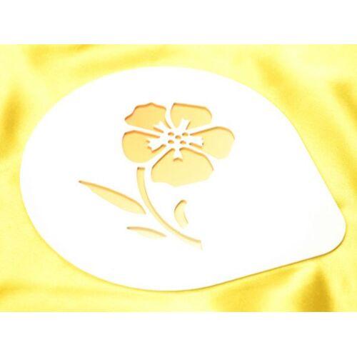 Pati-Versand Schablone Veilchen 15cm