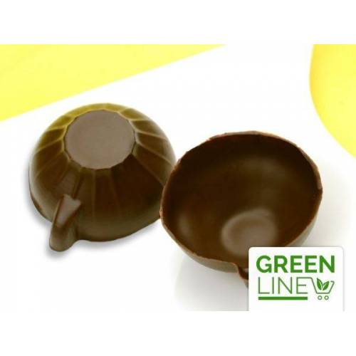 Pati-Versand Schokoladenform Tasse groß