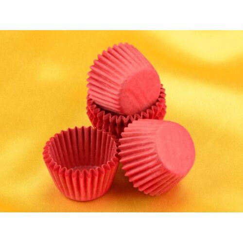 Cake-Masters Pralinenkapseln 25mm pink 100 Stück