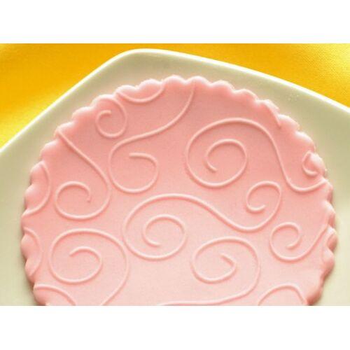 Cake-Masters Strukturwalze Arabesque