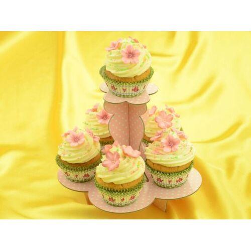 Cake-Masters Cupcake Etagere pink