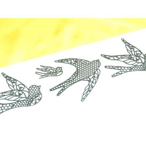 Silikomart Spitzendekor-Matte Birds