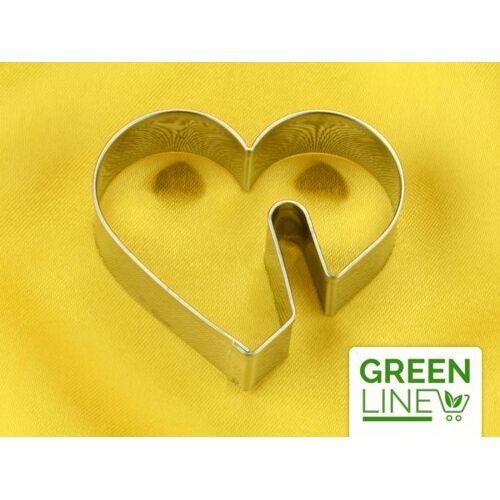 Pati-Versand Tassenkeks-Ausstecher Herz 5,5cm