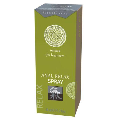 Shiatsu Anal Relax Spray - Für Anfänger