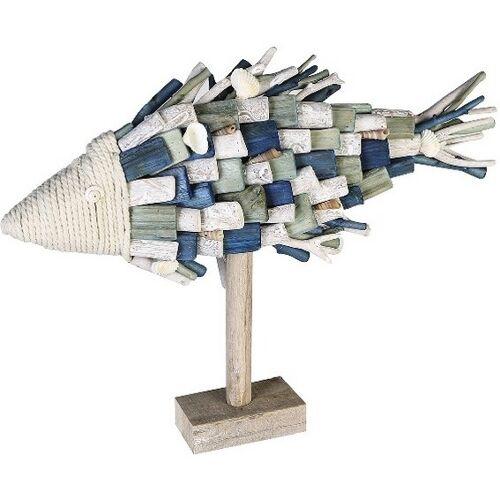 Casablanca Fisch Mare 35 x 47 cm  Raumgestaltung   2er Set