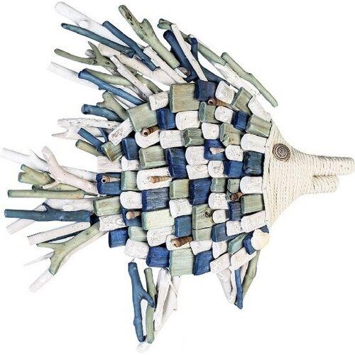 Casablanca Fisch Mare 45 x 50 cm  Raumgestaltung