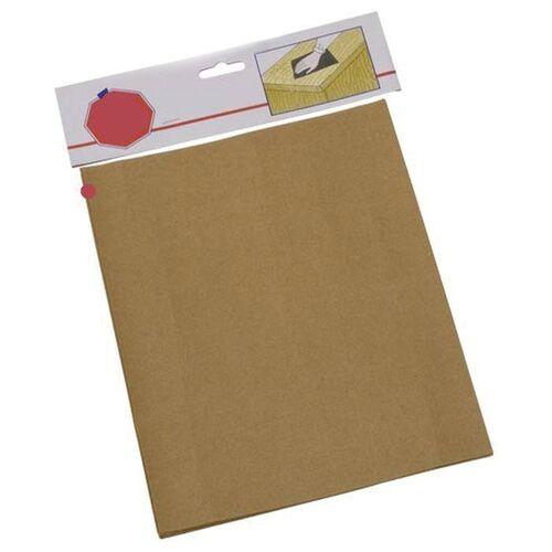 Wiesemann Schleifpapier-Set / Schleifpapier, 6-teilig