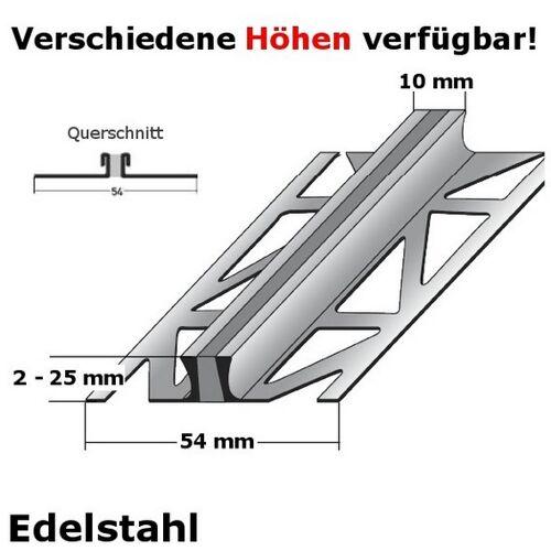 """AUER Fliesenprofil """"Overloon"""" Dehnungsfugenprofil / Trennschiene für..."""
