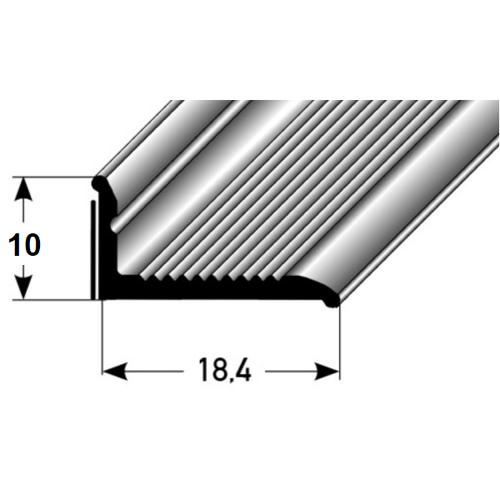 AUER Selbstklebende Sockelleiste 8 x 18,4 mm, für Wandabschlüsse...