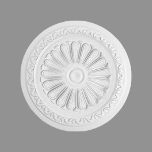 "Marbet Rosette aus Styropor ""R15""   Ø 34 cm"
