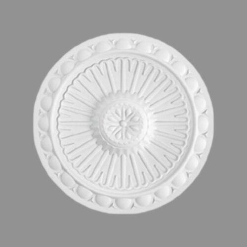 """Marbet Deckenrosette Styropor """"R16""""   Ø28cm"""