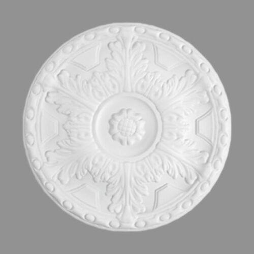 Marbet Deckenrosette aus Styropor R2   Ø 40 cm