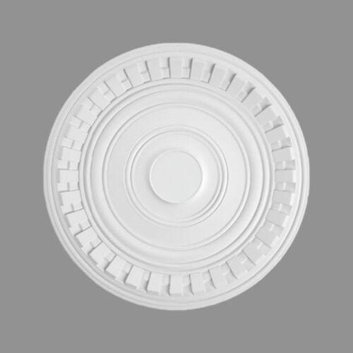 "Marbet Rosette aus Styropor ""R27""   Ø 60 cm"