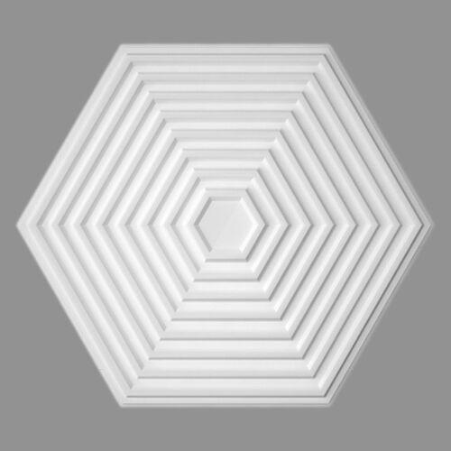 "Marbet Rosette aus Styropor ""R32""   Ø 55,7 cm"